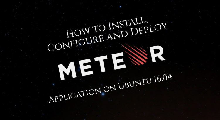 meteor install version