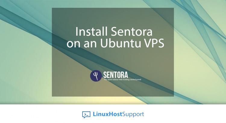 Install Sentora on Ubuntu