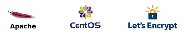 install Let's Encrypt on CentOS 7 with Apache