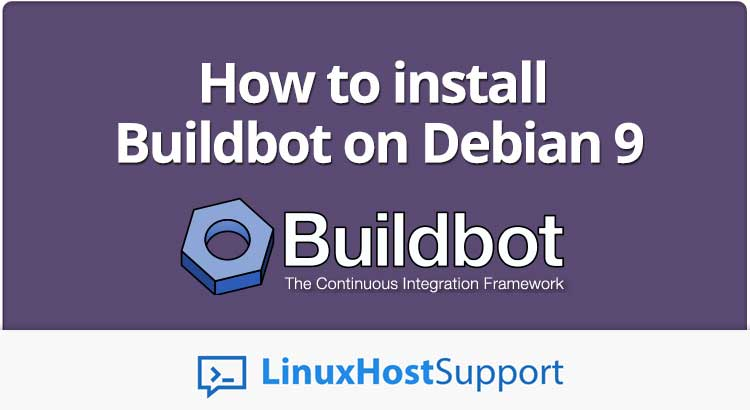How to install Buildbot on Debian 9