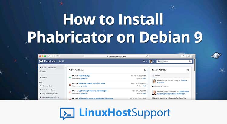 How to Install Phabricator on Debian 9