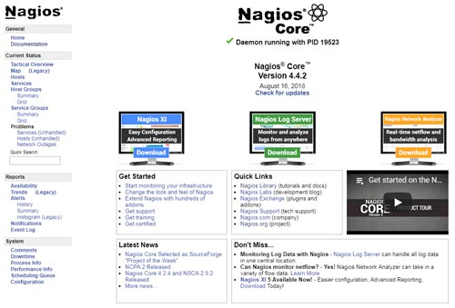How to Install Nagios Core on CentOS 7 | LinuxHostSupport