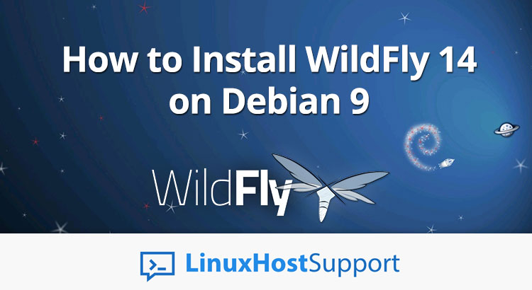 How to Install WildFly on Debian 9