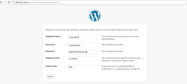 hosting a website on vps