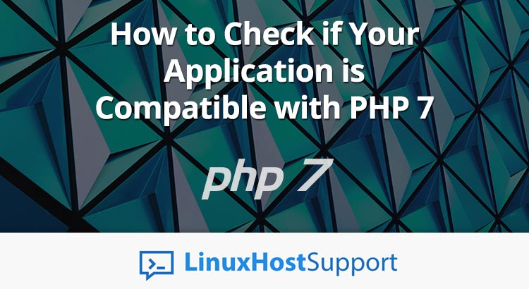 Check if App is Compatible with PHP 7